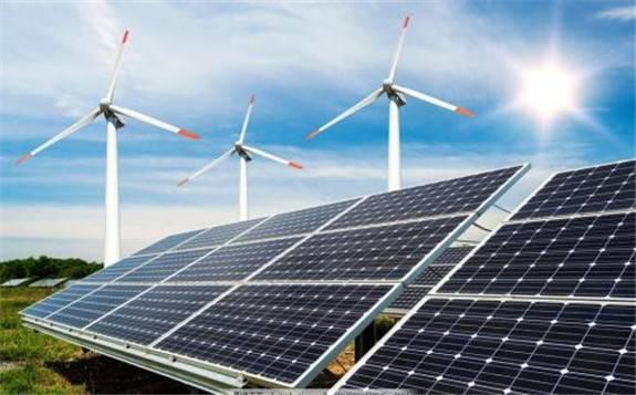 英国可再生能源发电量占比首次超过化石能源 新能源发电快速发展