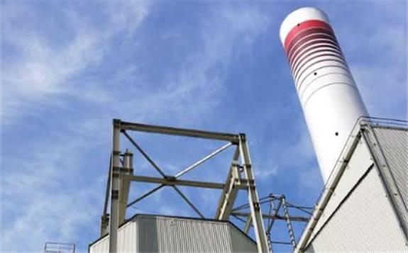 国神集团新疆伊犁电厂2号炉一级低温省煤器,一次成功完成试验