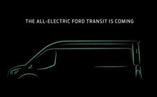 福特全顺即将加入美国电气化阵营 纯电动版本将在2022款中推出
