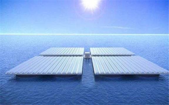 以色列建成首个480kW浮动太阳能发电项目