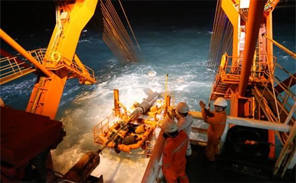 我国海上油气开发重点项目全力复工复产