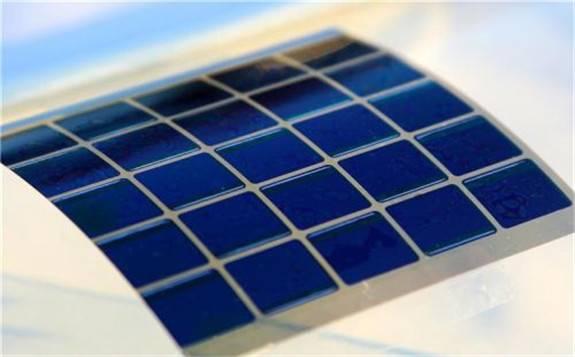13.34%光电转化率 全小分子有机太阳能电池研究取得进展