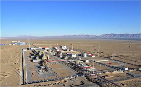 新疆克深13气田两口井获高产气流,新增日产天然气103万立方米
