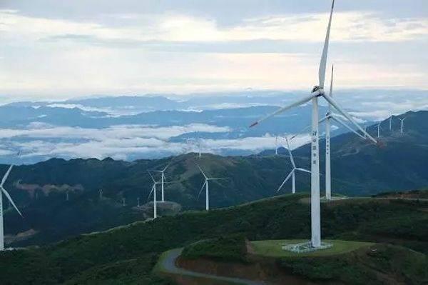 贵州省发改委下达2020年贵州省风电重点项目名单