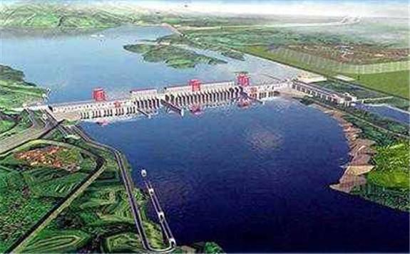 大藤峡水利枢纽工程正式下闸蓄水