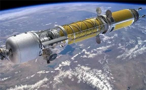 美国太空研发能力提升新高度!DARPA研制新型核动力火箭发动机