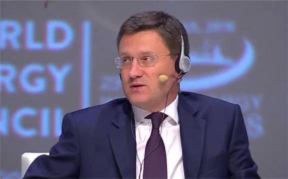 俄罗斯能源部长诺瓦克:不排除与OPEC采取联合措施来稳定市场