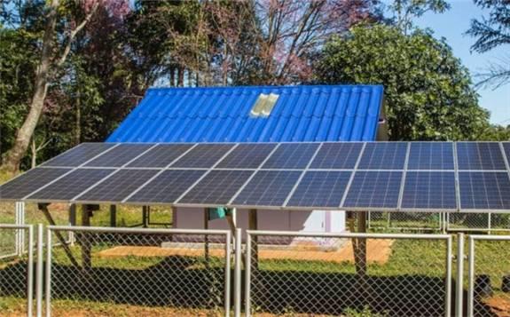 莫桑比克发起建设五个新型混合太阳能微电网招标