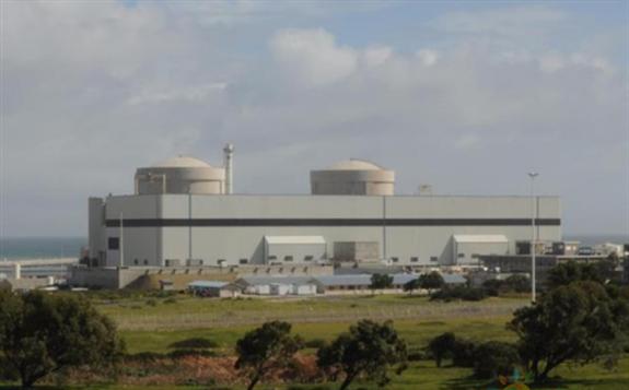 南非库博格(Koeberg)核电站一号机组发生故障