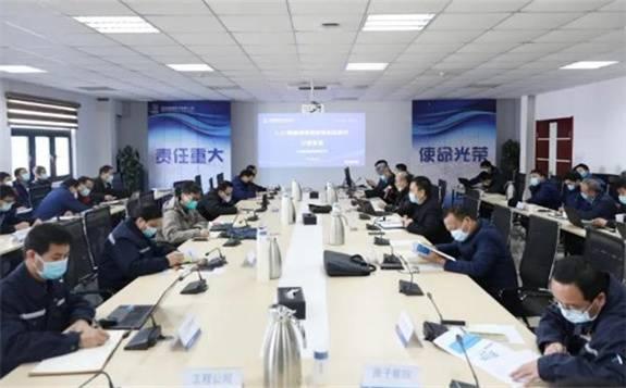 中核华兴霞浦项目部为保障生产施工积极行动部署