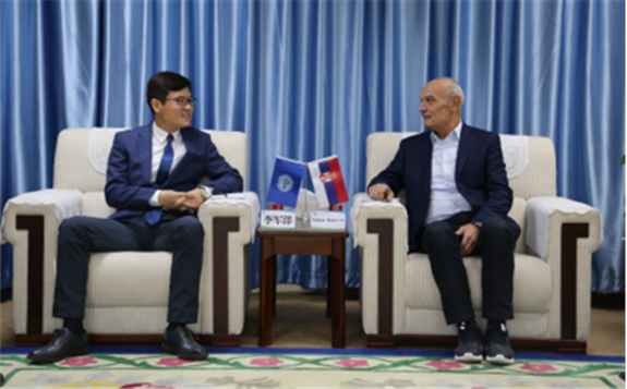 国际生态经济协会和塞尔维亚开展生态技术经济合作对接