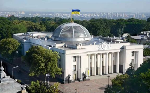 加码海外布局 科华恒盛高可靠电源产品闪耀入驻乌克兰最高拉达大楼!