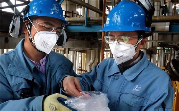 中国制造!日产能1.1亿只!中央企业积极努力打通口罩产业链
