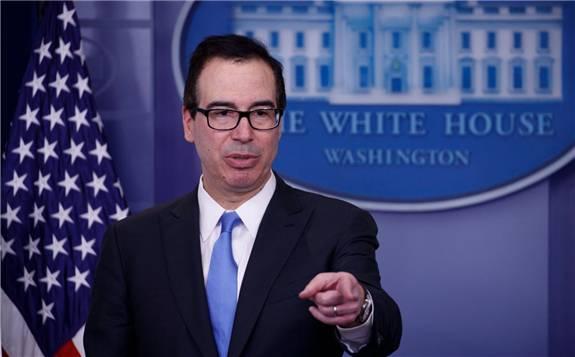 因购买伊朗石油,美国财政部宣布对5家阿联酋石油企业进行制裁