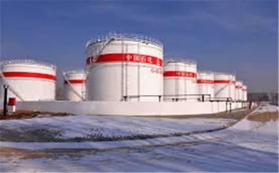 广东石油在营油库日均吞吐量环比增幅90.6%