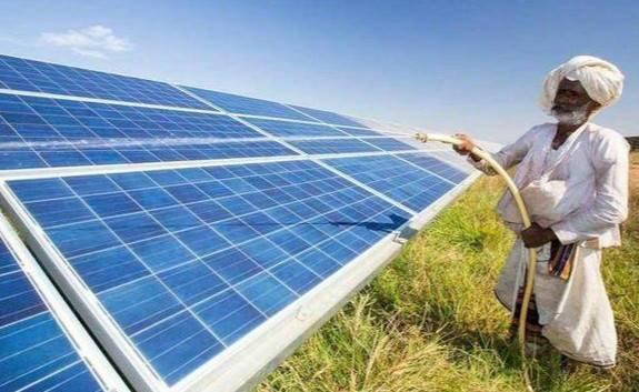 印度电力部长:拉达克太阳能潜力约为60兆瓦