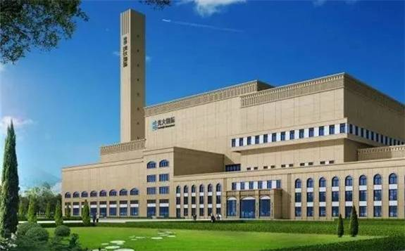 哈尔滨玉泉圾焚烧发电项目已开工,预计明年底投产