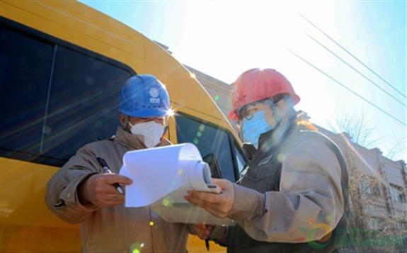 华北威尼斯监管局开展防疫重要用户供电保障和电力企业复工安全督查工作