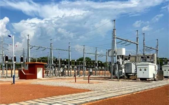 中国铁建科特迪瓦电网项目实现五省通电