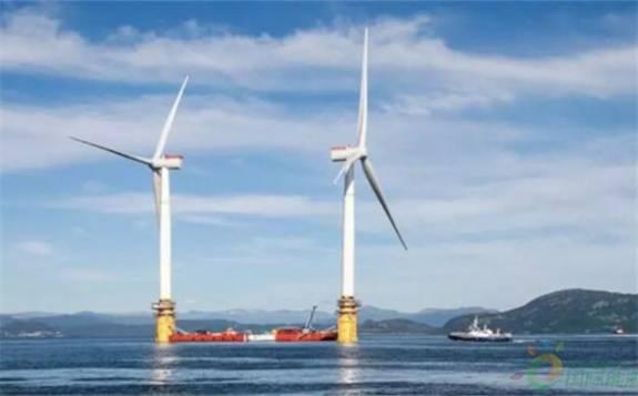 漂浮式风电储量惊人 油气巨头道达尔开启这片神秘海域