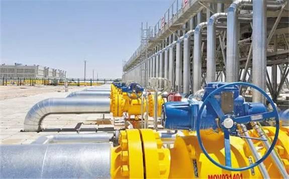 中石油:大庆油田推进天然气产销十连涨