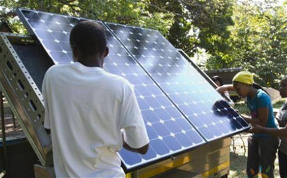 非洲开发银行提供2亿美金用于尼日利亚微电网建设