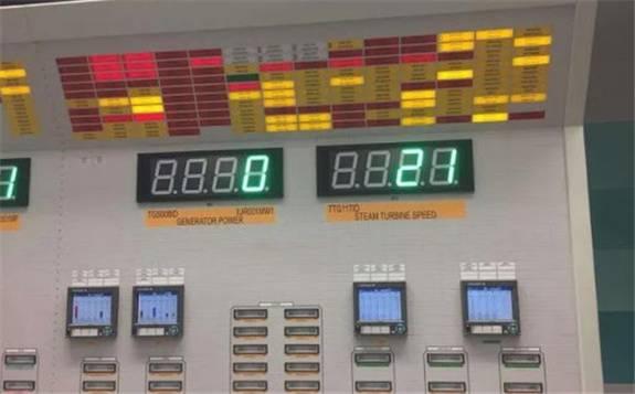 华龙一号海外首堆——巴基斯坦卡拉奇K2机组汽轮机盘车装置首次投用成功!