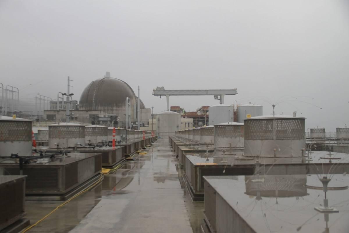 美國圣奧諾弗雷(San Onofre)核電站意外溢出7000加侖污水