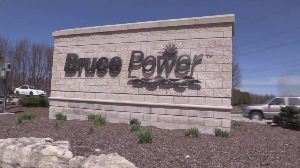 加拿大布鲁斯(Bruce)核电站发生氚泄漏事故