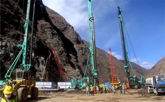 中國華電推進重大工程建設 幫扶貧困農民工就業