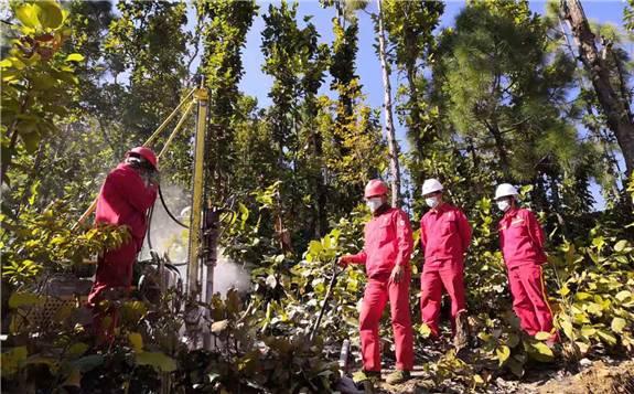 油氣勘探新技術首次走出國門,填補尼泊爾地震勘探空白