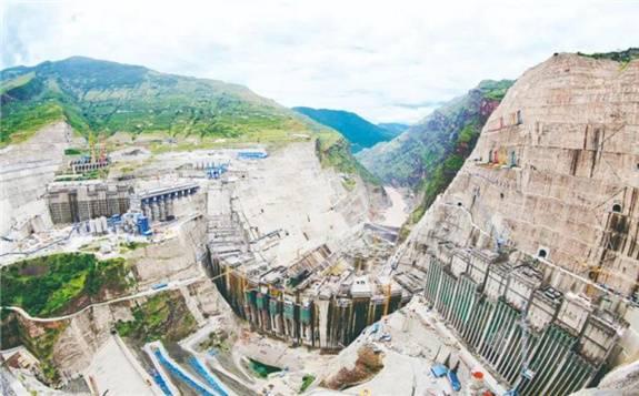"""世界在建最大水電站現""""棄水""""隱憂"""