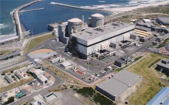 南非庫貝赫(Koeberg)核電站2號機組將離網一個月