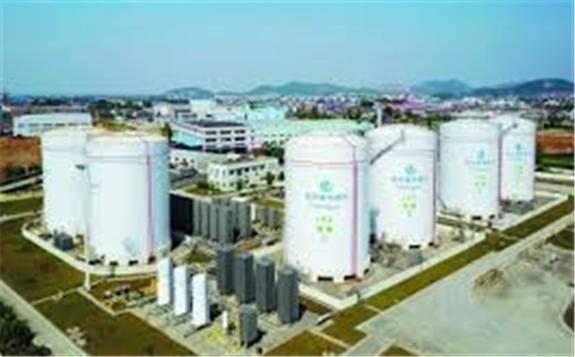 新加坡计划在液化天然气加入氢气