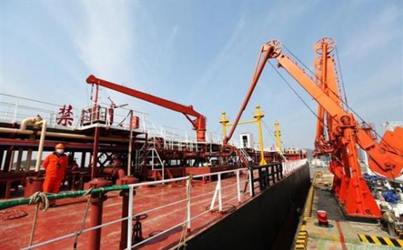 浙江省首票燃料油出口退稅業務正式完成