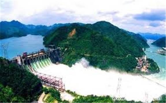 """昌都""""三江""""水電項目完成投資221.42億元"""