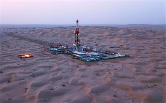 塔里木盆地發現新區域級富含油氣斷裂帶 石油資源量超過2億噸!