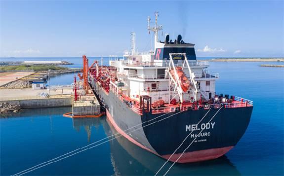 中國石化:建在斯里蘭卡的漢港油庫順利完成首船進油