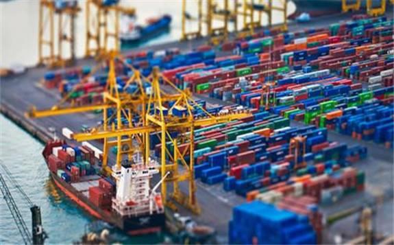 2020年3月份中國大宗商品指數為123.1%,回升42.5個百分點