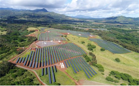 夏威夷電力公司計劃部署1378GWh的儲能系統