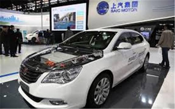 上汽集团将加快研发G20FC燃料电池轿车