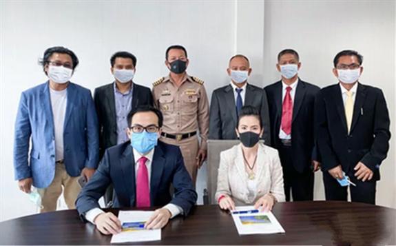 5亿美元!中国能建葛洲坝国际签约泰国90MW光热光伏项目EPC合同