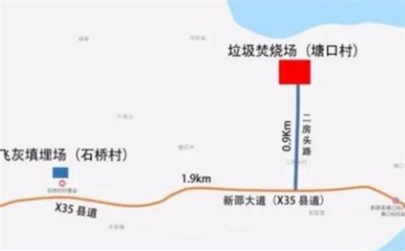 湖南新邵县拟建垃圾焚烧发电厂项目,总投资8亿元
