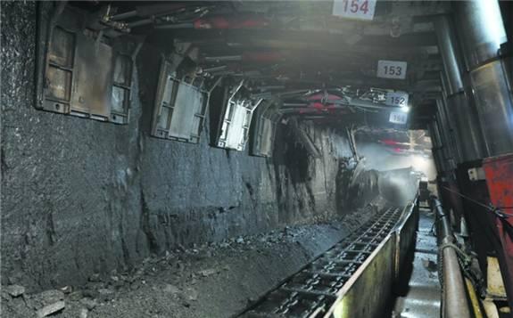 """智能化采煤:兖矿集团煤炭生产由""""汗水型""""向""""智慧型""""转变"""
