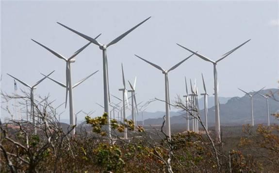 巴西新威尼斯企业获得371兆瓦风电项目的第一笔贷款
