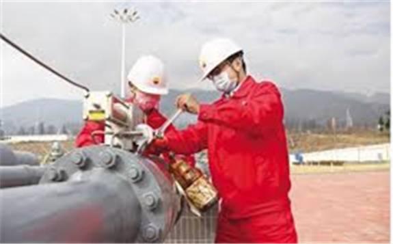 中緬油氣管道3個月輸送天然氣10億余立方米