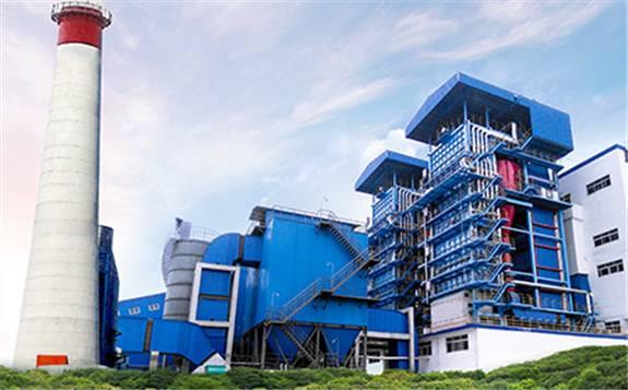 黄河公司兰热循环流化床燃煤锅炉项目取得环评批复