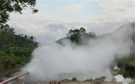 127℃!東南沿海地熱調查探獲高產能地熱井
