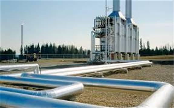 中石油西氣東輸:廣東東莞站向華能燃機電廠供氣