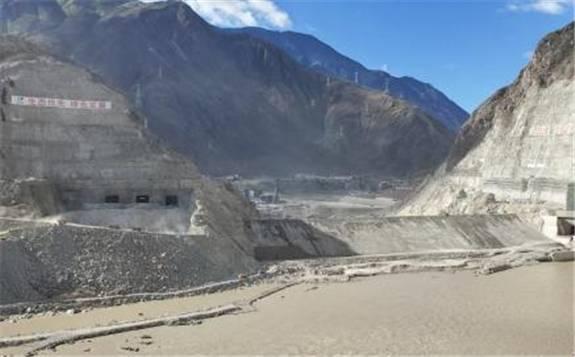 总装机120万千瓦!苏洼龙水电站预计明年12月发电